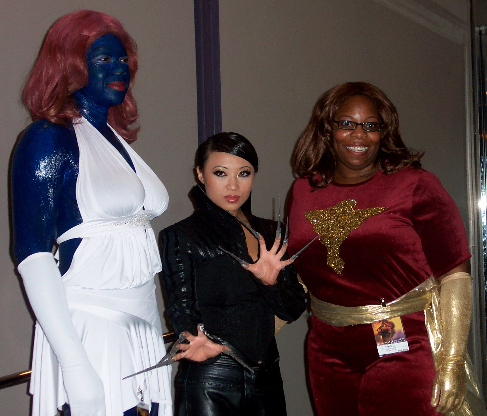 X-Men back in the day.