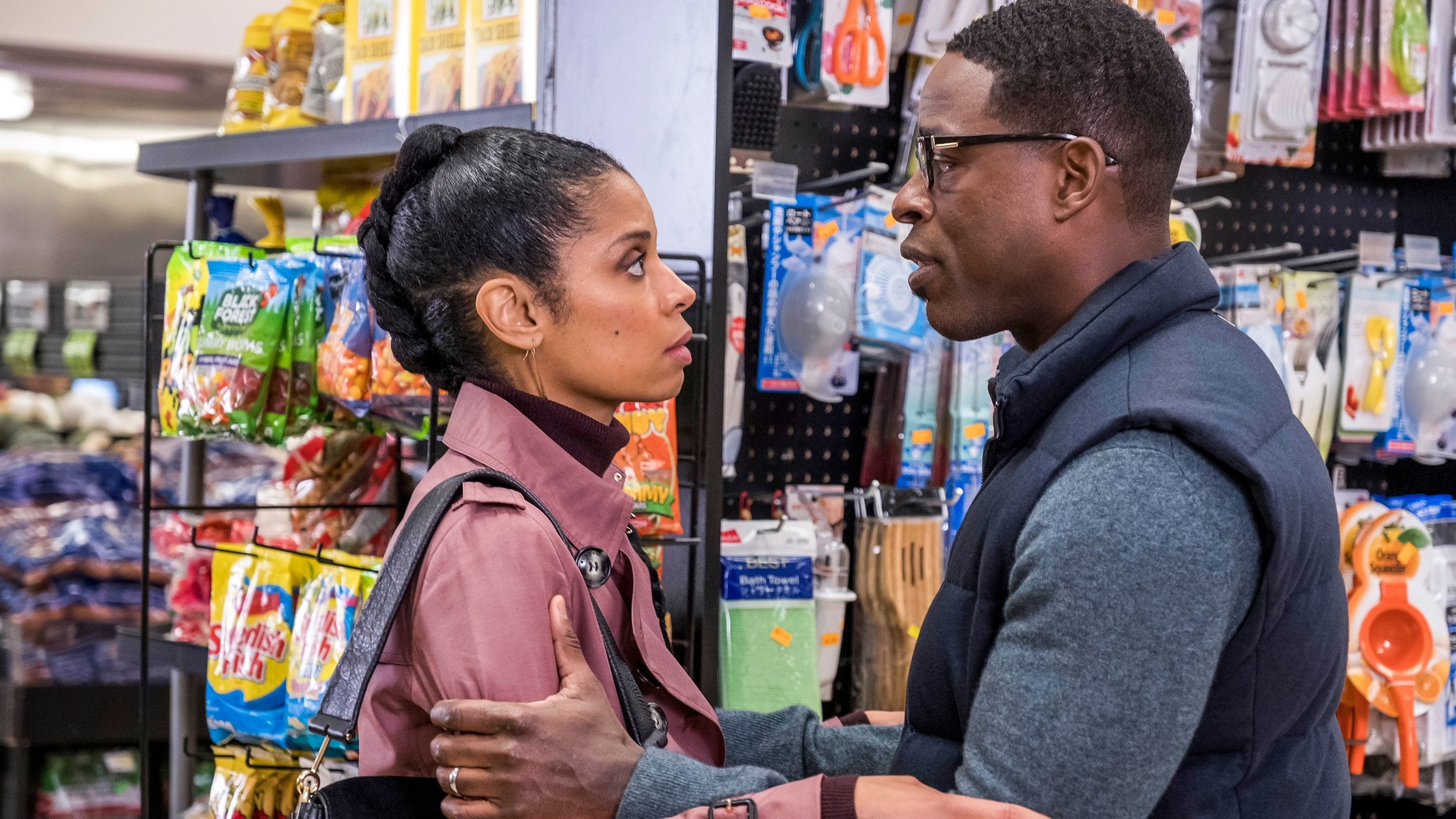 Beth and Randall in  This is Us