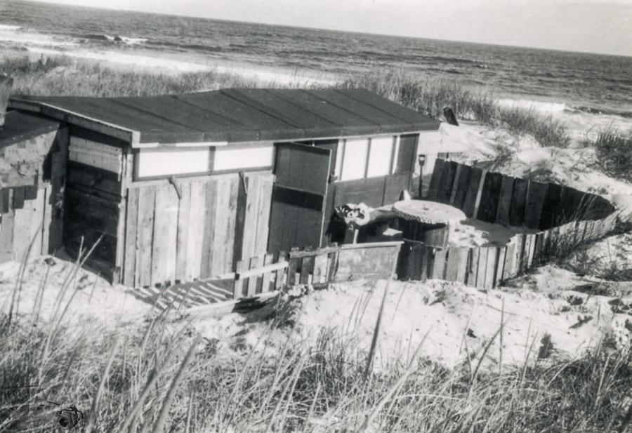 Hildegarde's shack