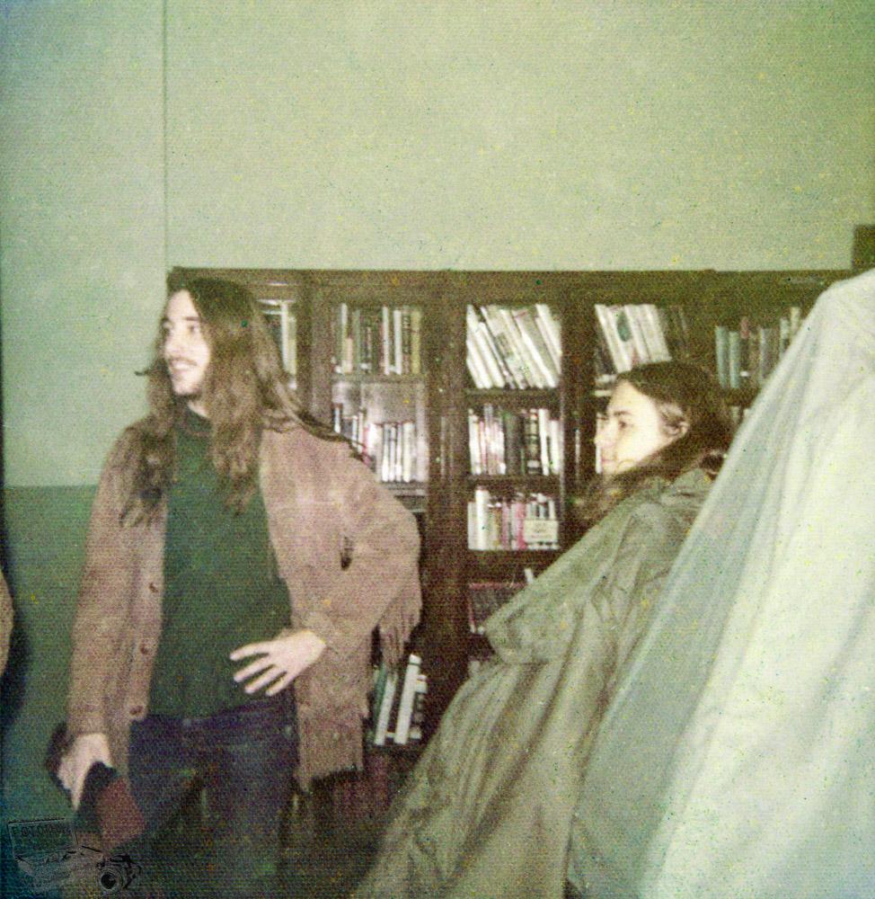 High School Graduation - 1972