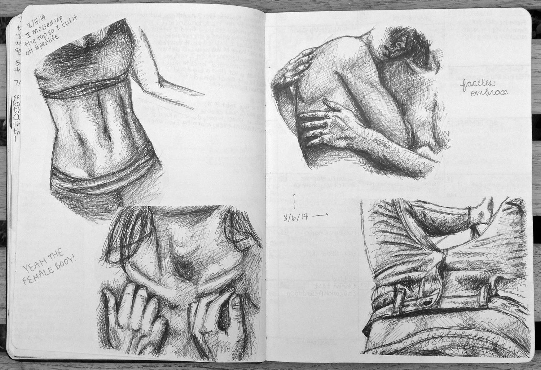 Body studies, 2014