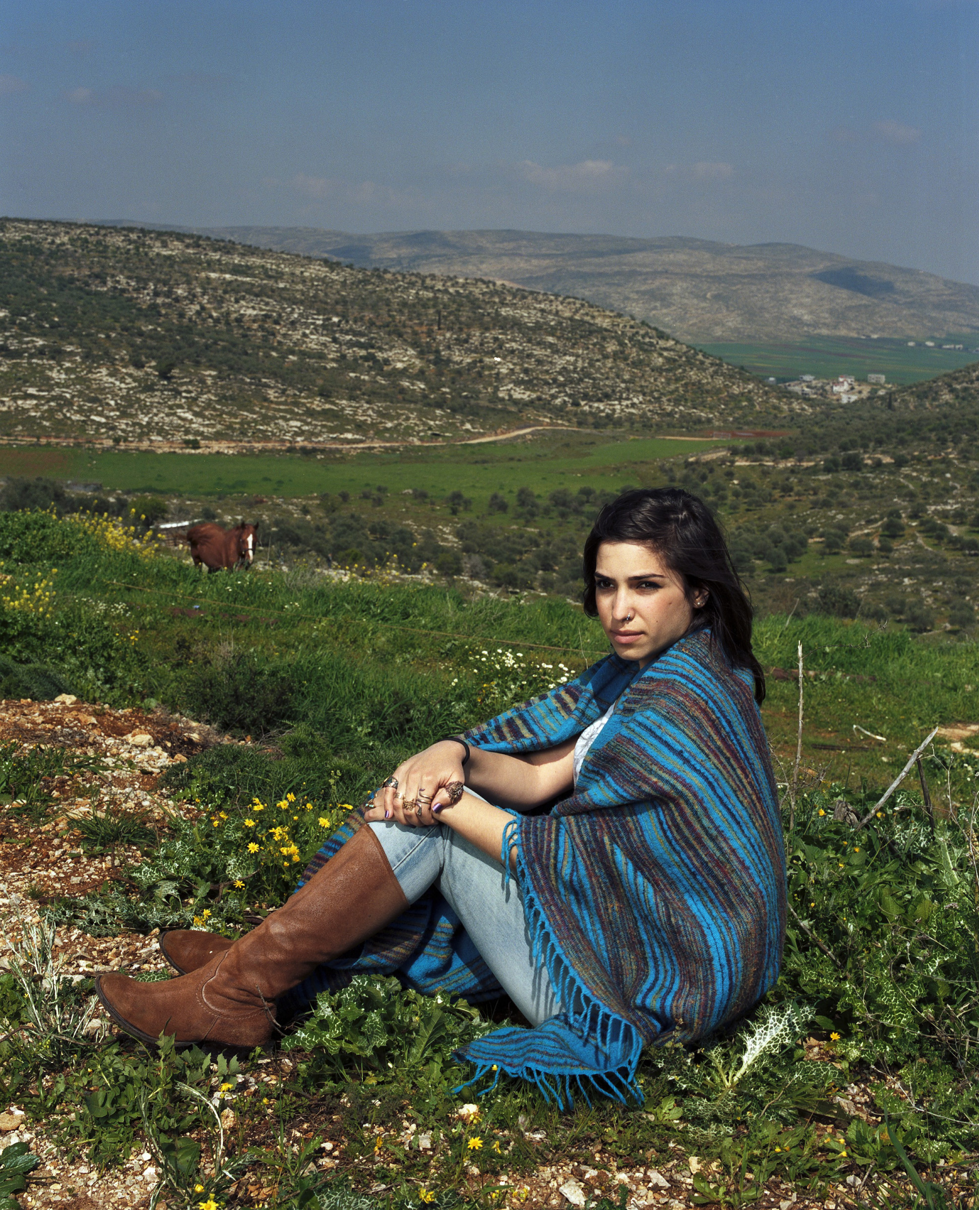 Moriya, 2011   Moriya Goldberg, 19, was too homesick to stick it out at Ben Zimra's sleepaway school, but she considers herself almost an honorary graduate. She spent 40 days in jail protesting the evacuation of Gush Katif.