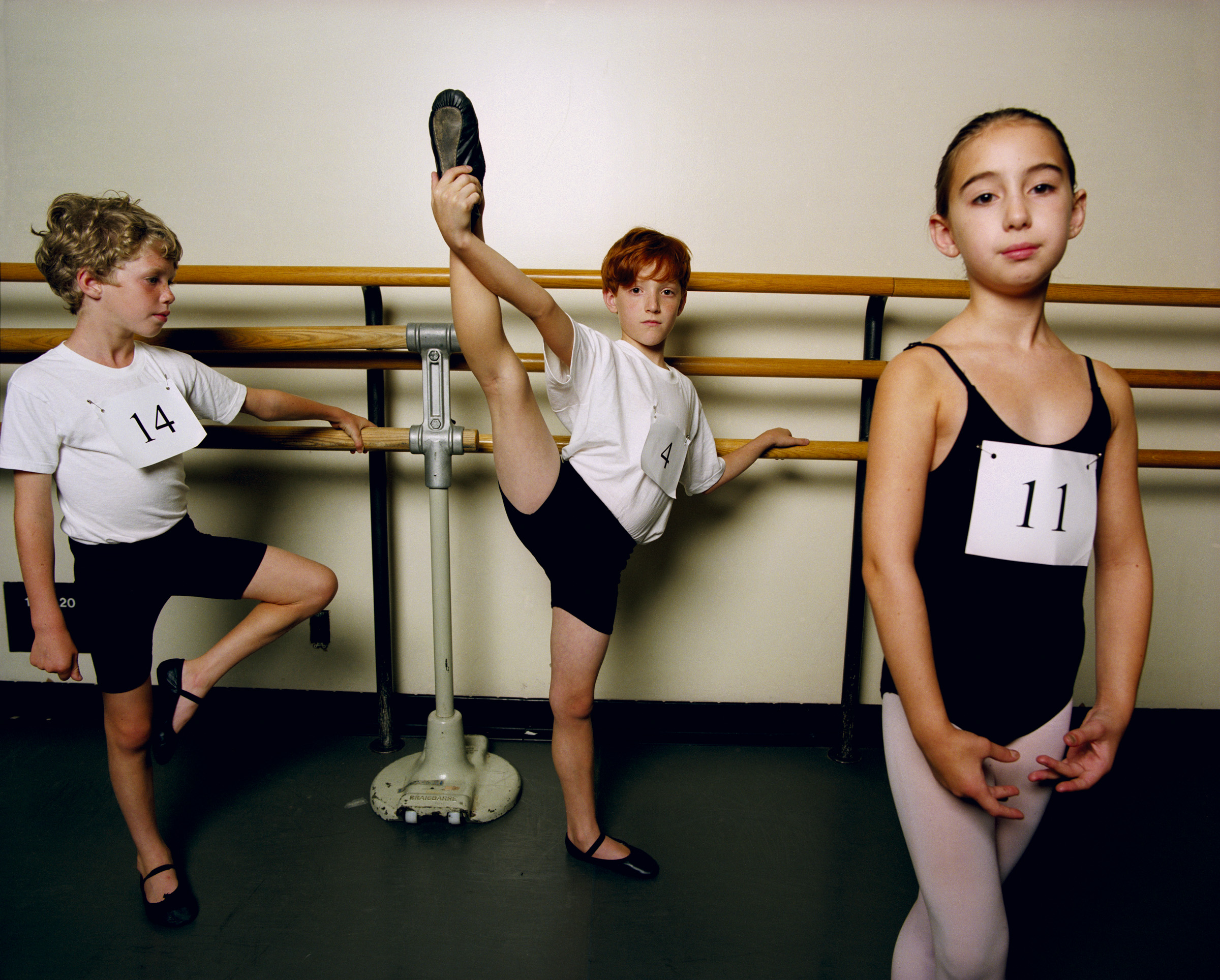 American Ballet Theatre auditions