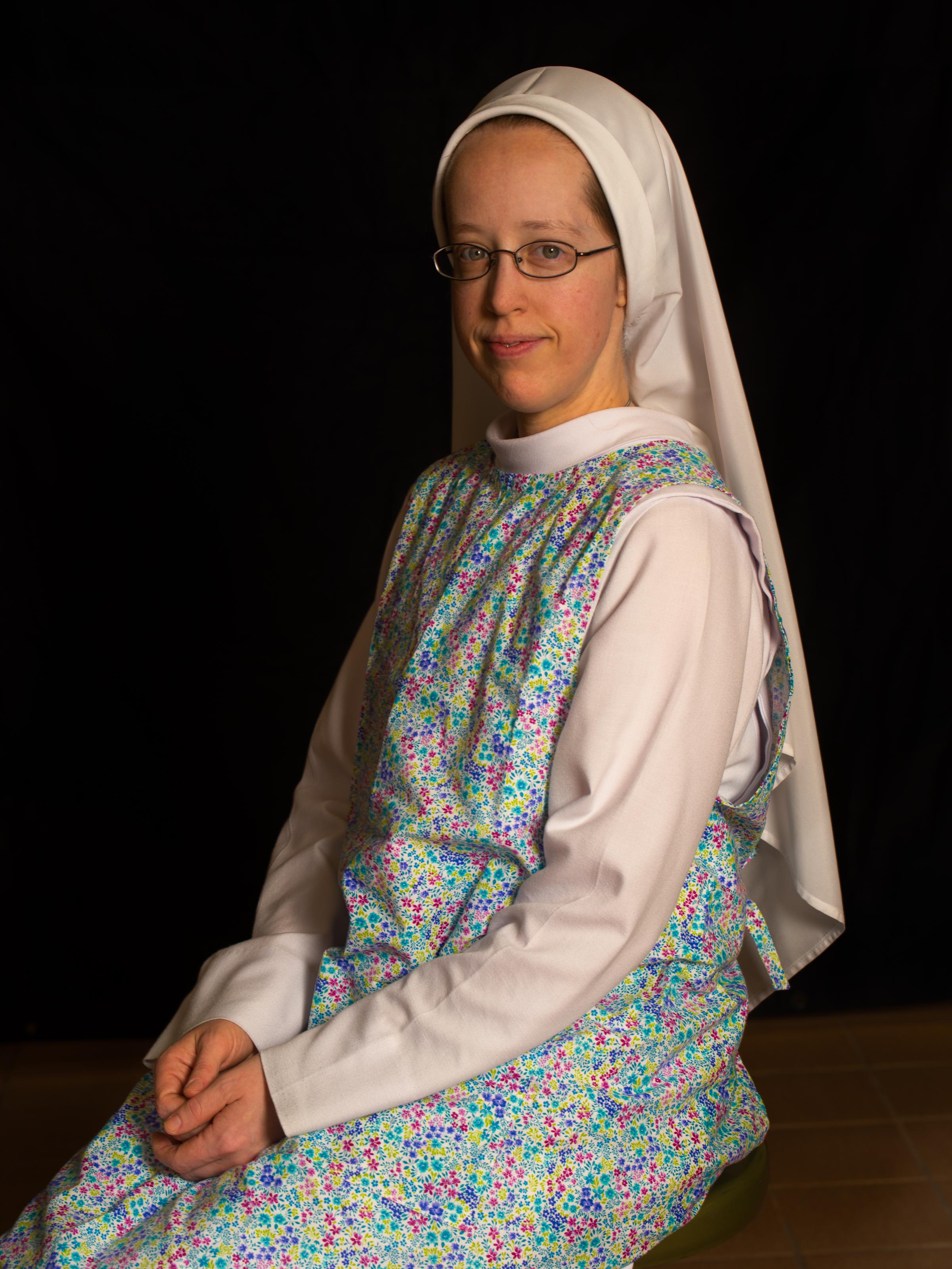 Sister Maria Gianna, 32: four years.