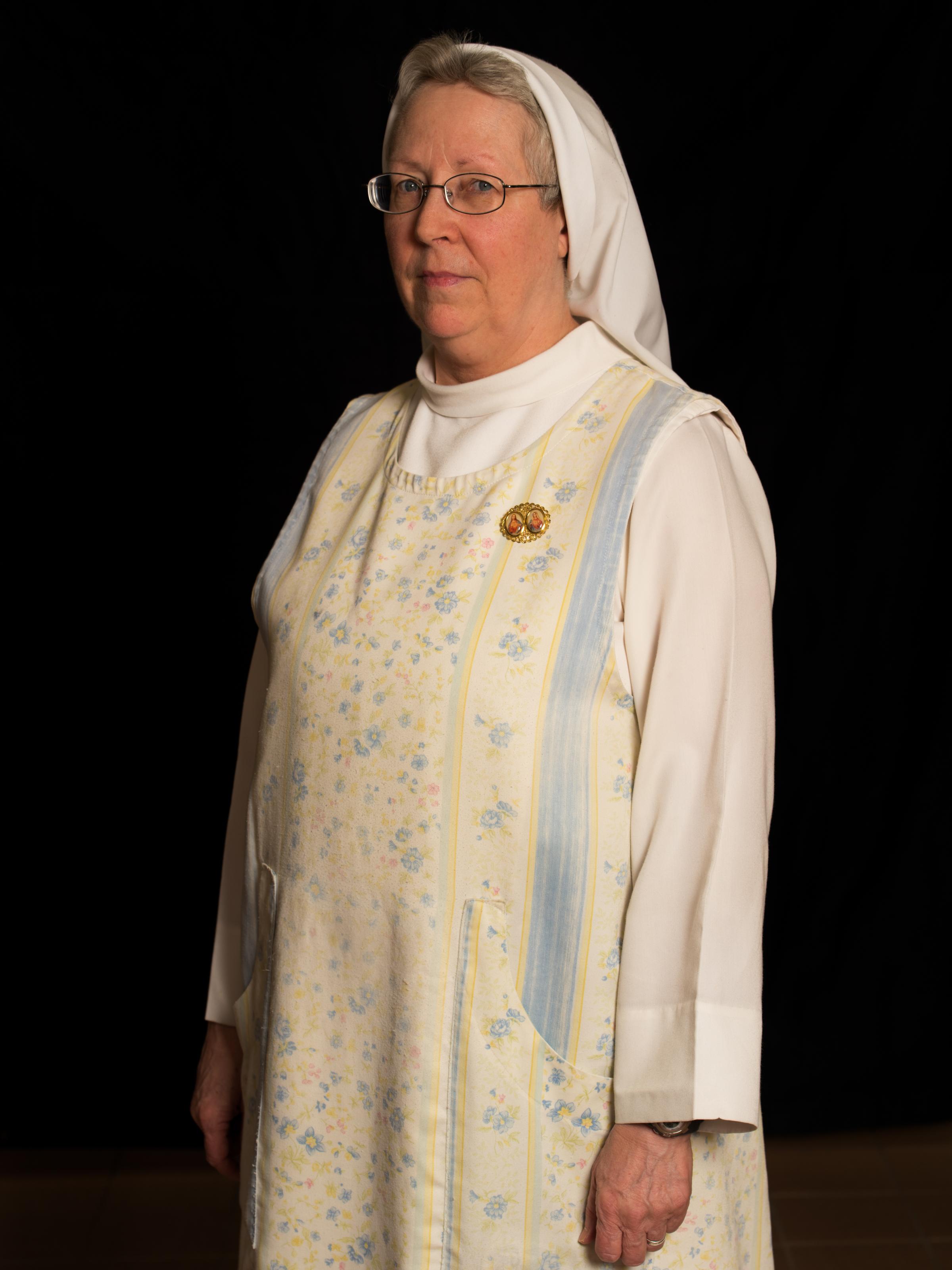 Sister Teresa Marie, 60: 25 years.