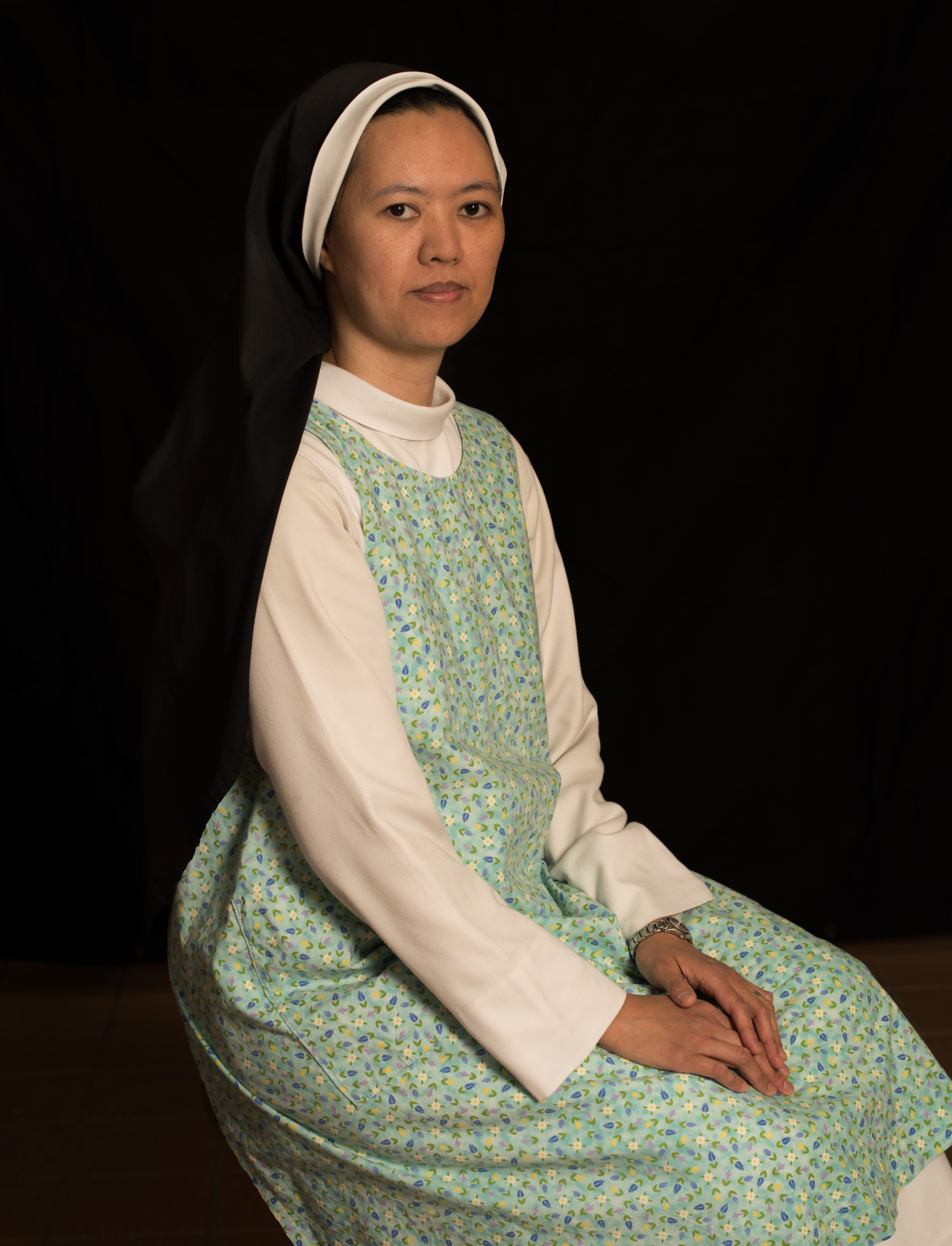 Sister Carmela Marie, 40: 10 years.