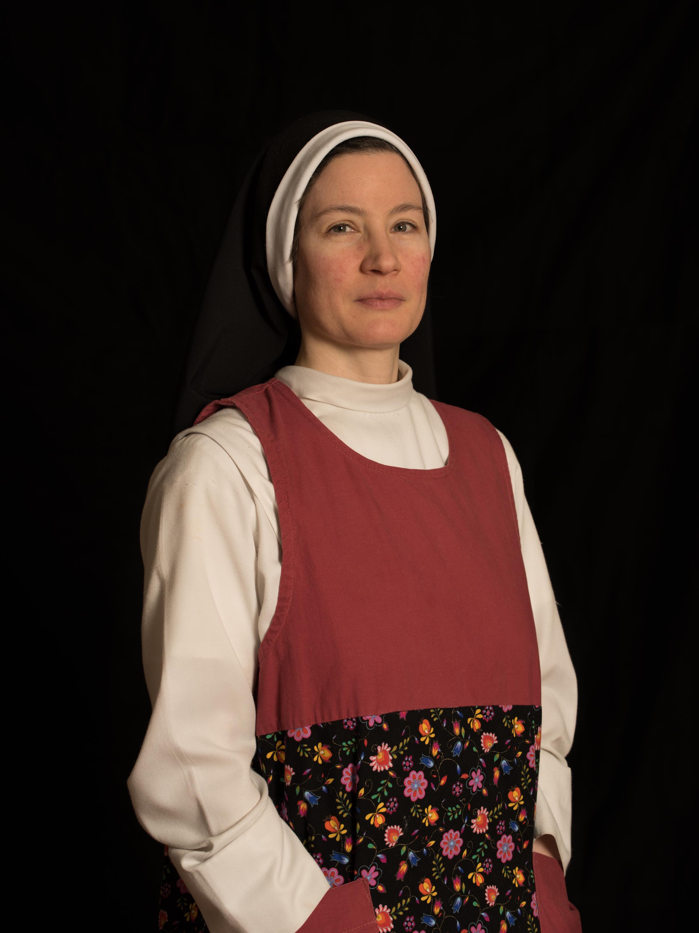 Sister Rita Marie, 41: five years.
