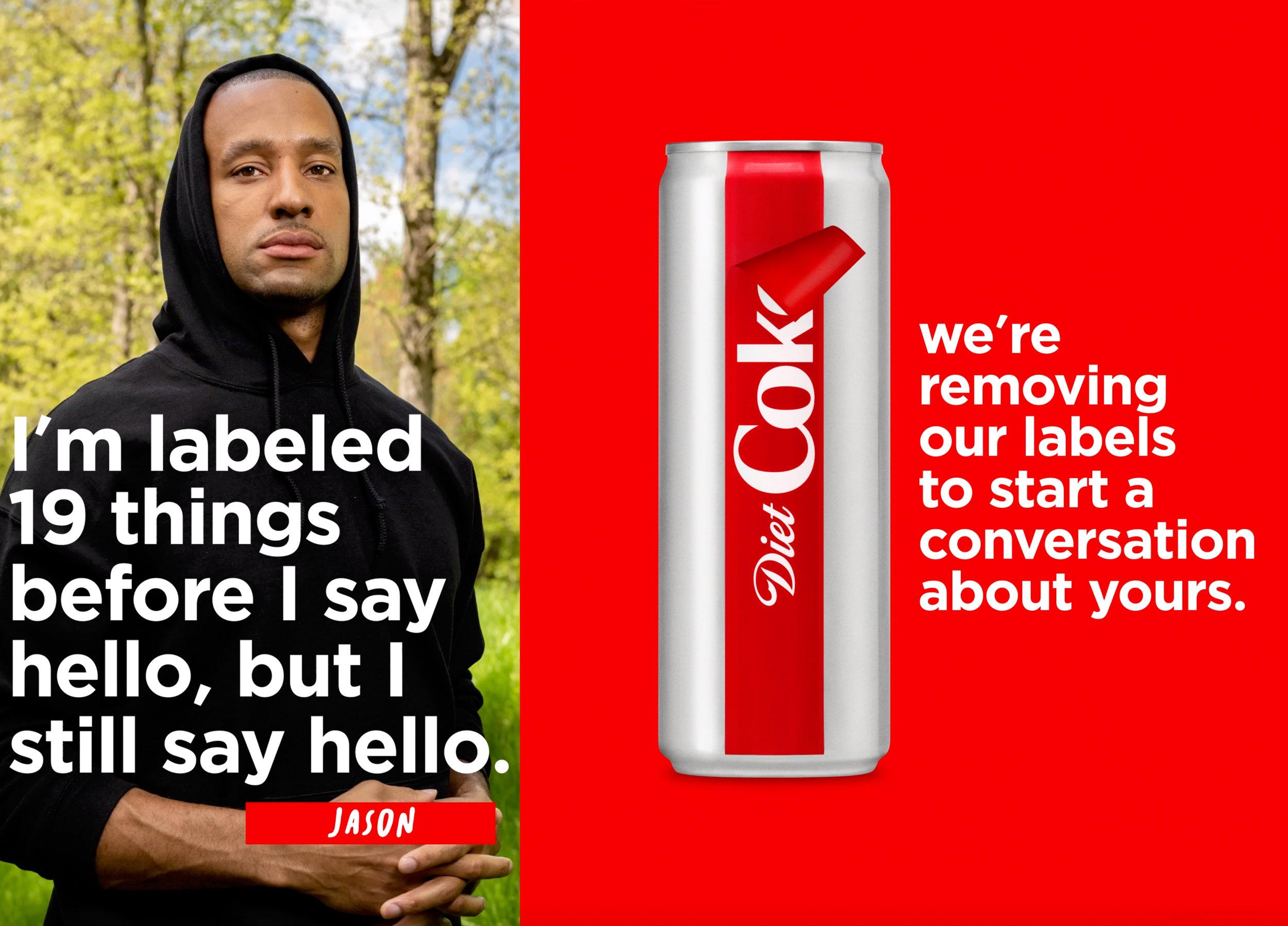 Jason / Diet Coke