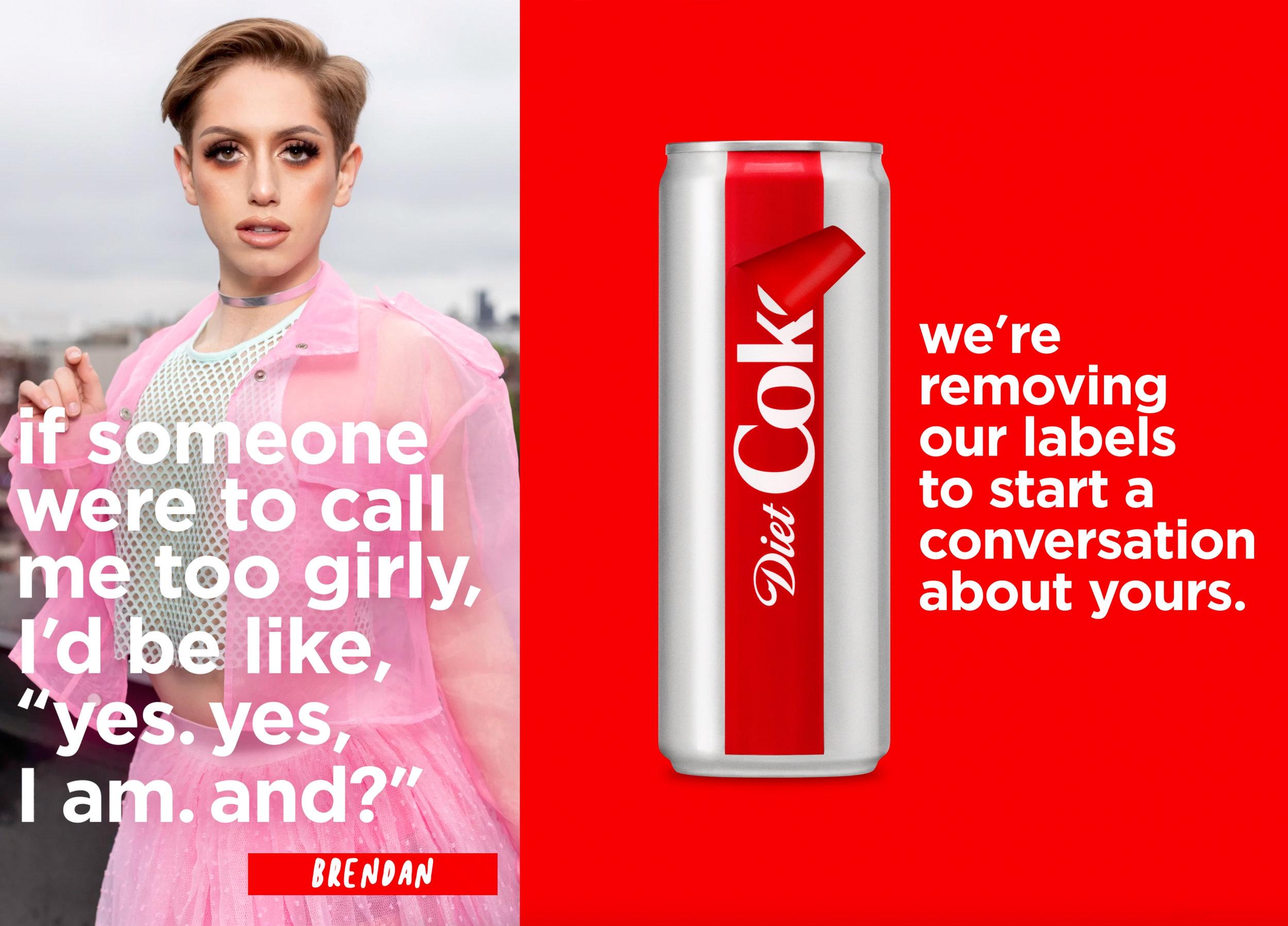 Brendan / Diet Coke