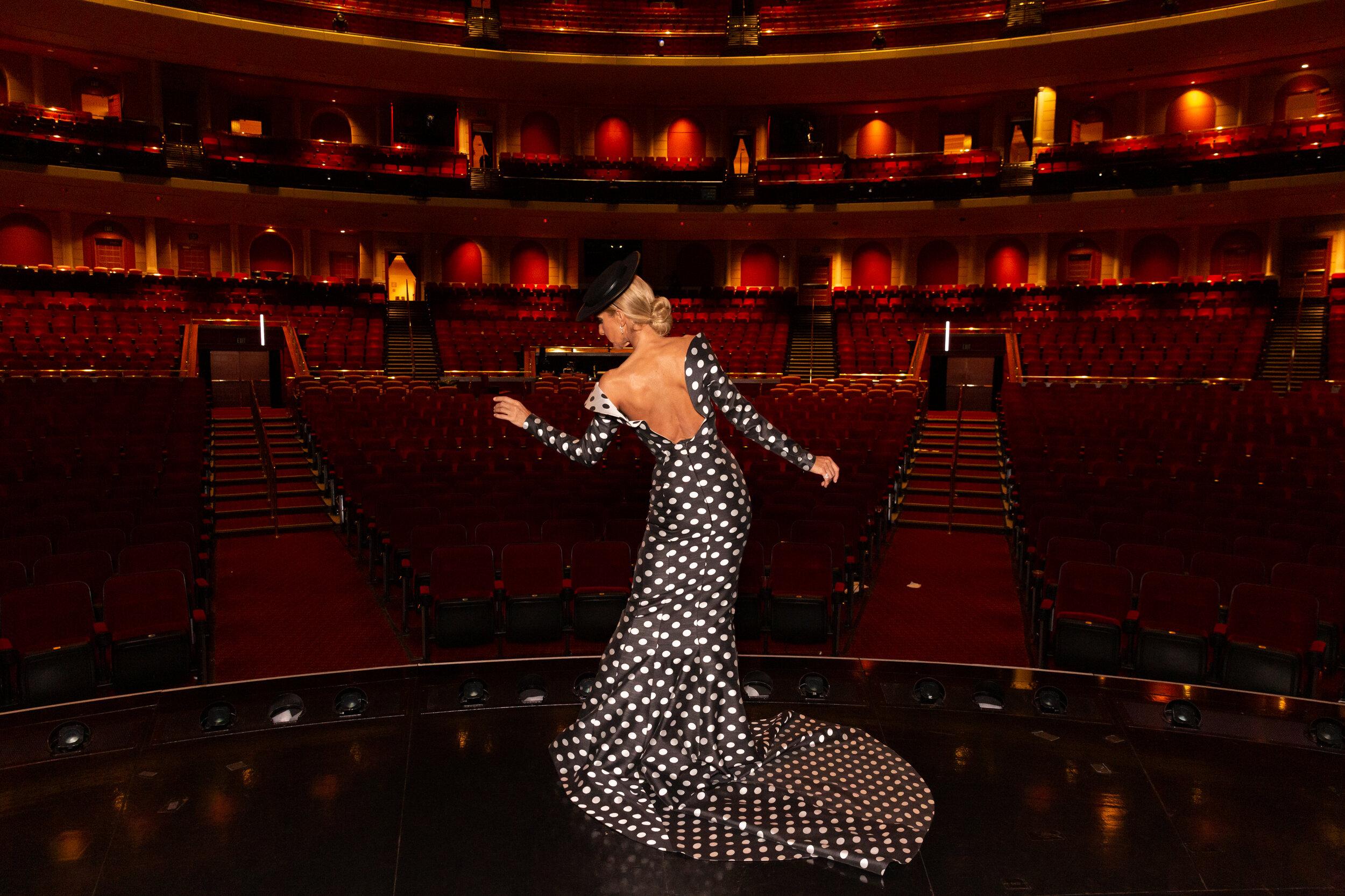 Celine Dion / Vanity Fair