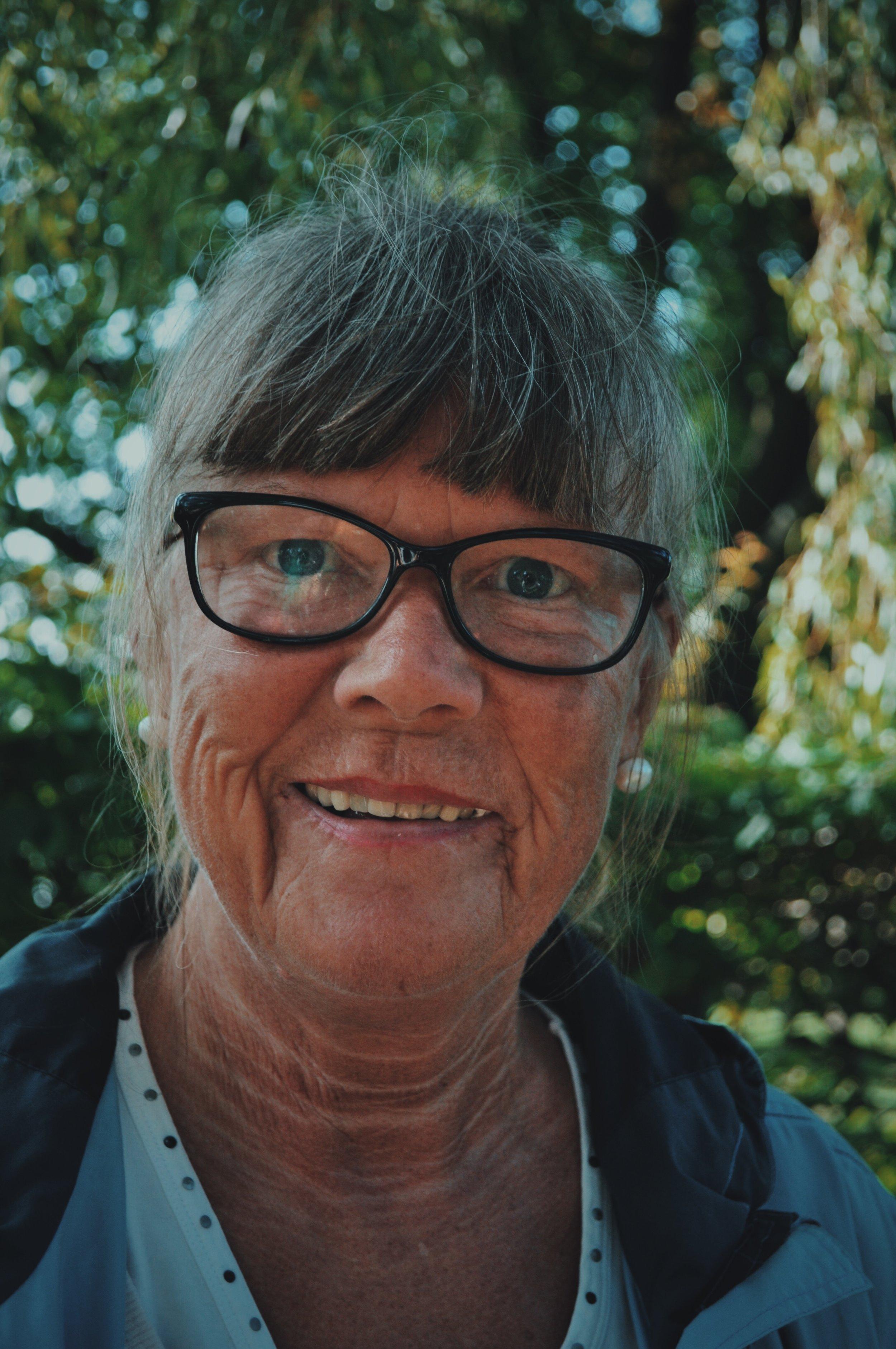 Ingrid, Vikarie - Ingrid är vår härliga vikarie som arbetar hos oss vid behov.