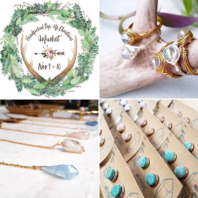 ✨VENDOR spotlight✨ @alpengems brings us the lovely's she creates in the way of Jewlery all the way from Revelstoke ✨ . . . . #handpickedvintagemarket #popup #handpicked #vintage #market #vancouver #fraservalley #lowermainland #abbotsford #exploreabbotsford #shop #rustic #country #boho #handmade #supportlocal #weekend #homedecor #spring #chilliwack #mission #mapleridge #langely #cloverdale #surrey #whiterock #christmas #farmhouse #vintage
