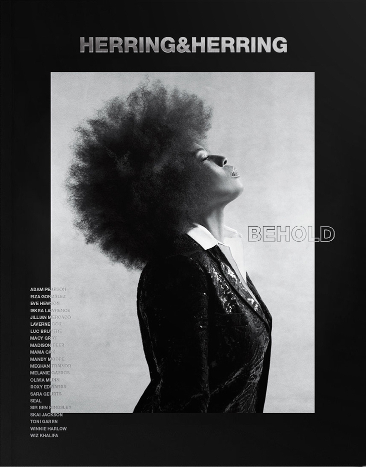Macy Gray for Herring & Herring