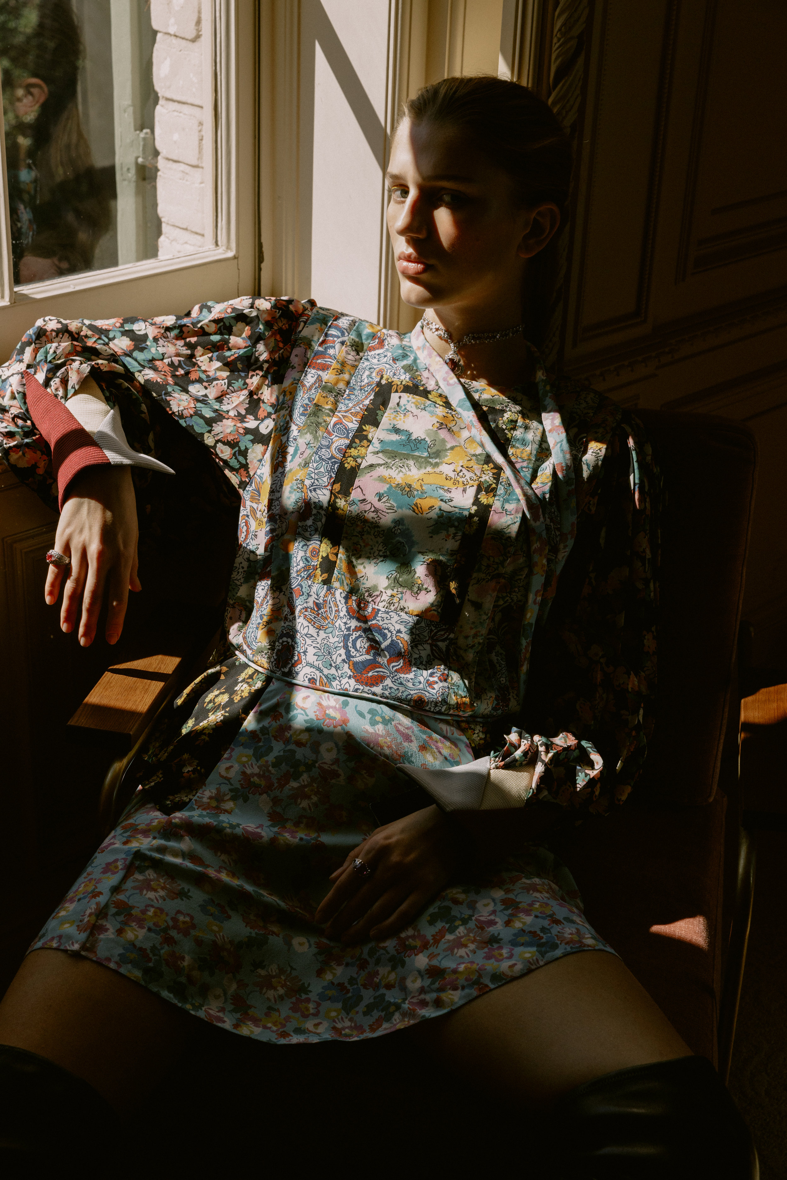 Harpers Bazaar Brasil x Louis Vuitton