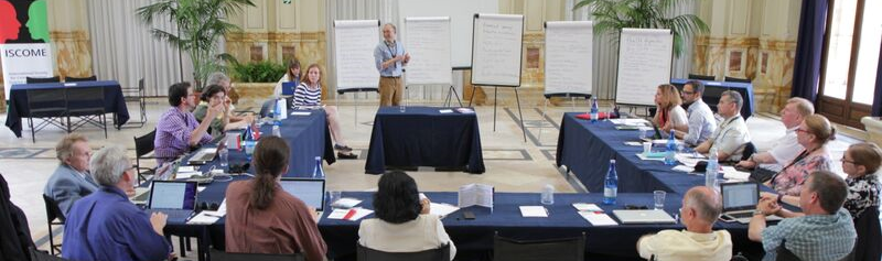 Photo: ISCOME 2015 Workgroup Meeting in Montecatini Terme, Italy