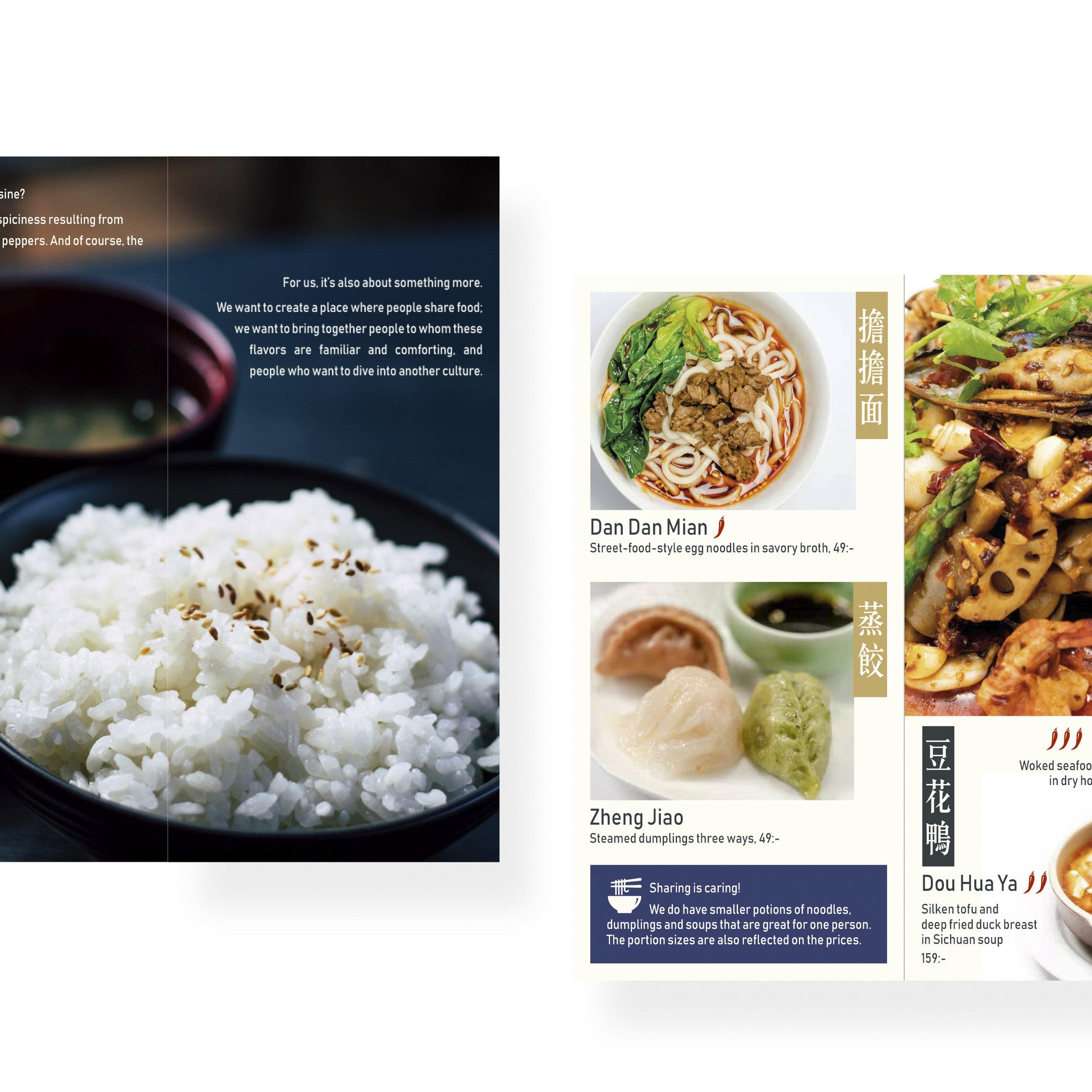 Eat East, Branding Design