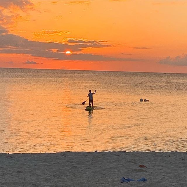 #sunset #caymanislands @nolan.m9