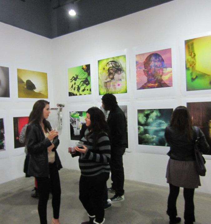 LACDA Exhibition