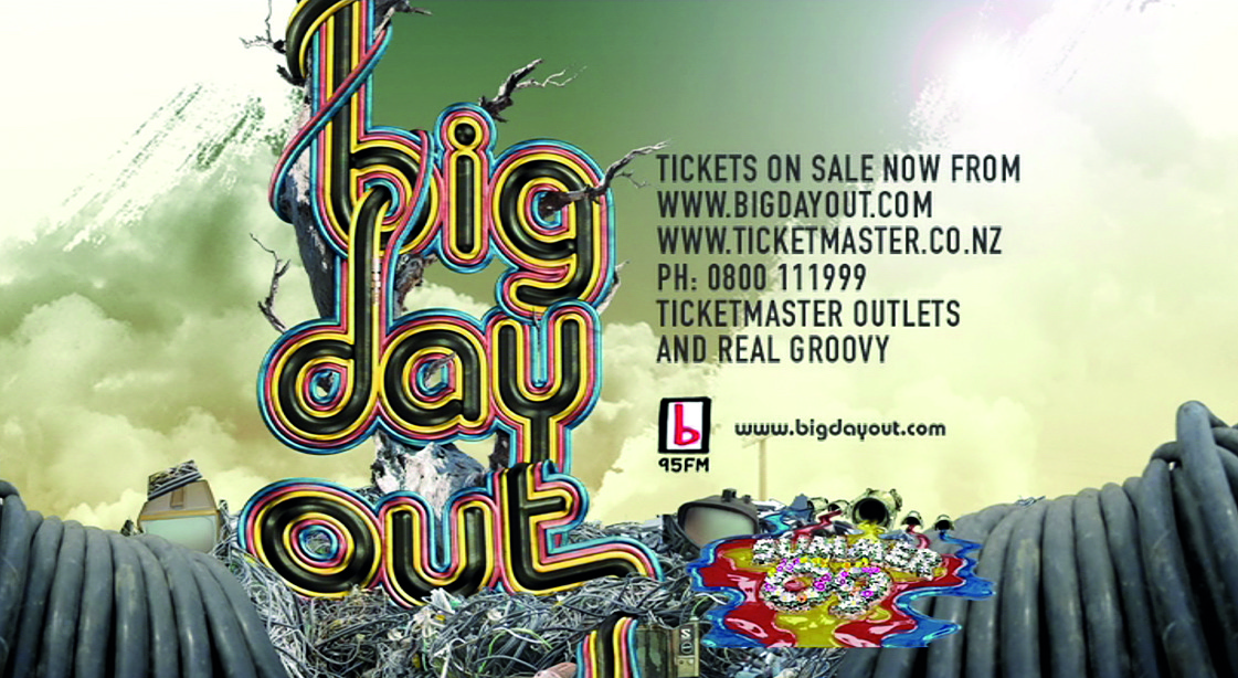The Big Day Out Music Festival