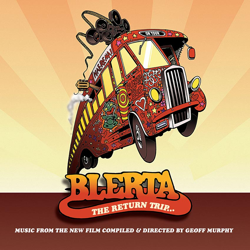 BLERTA - THE RETURN TRIP - ALBUM