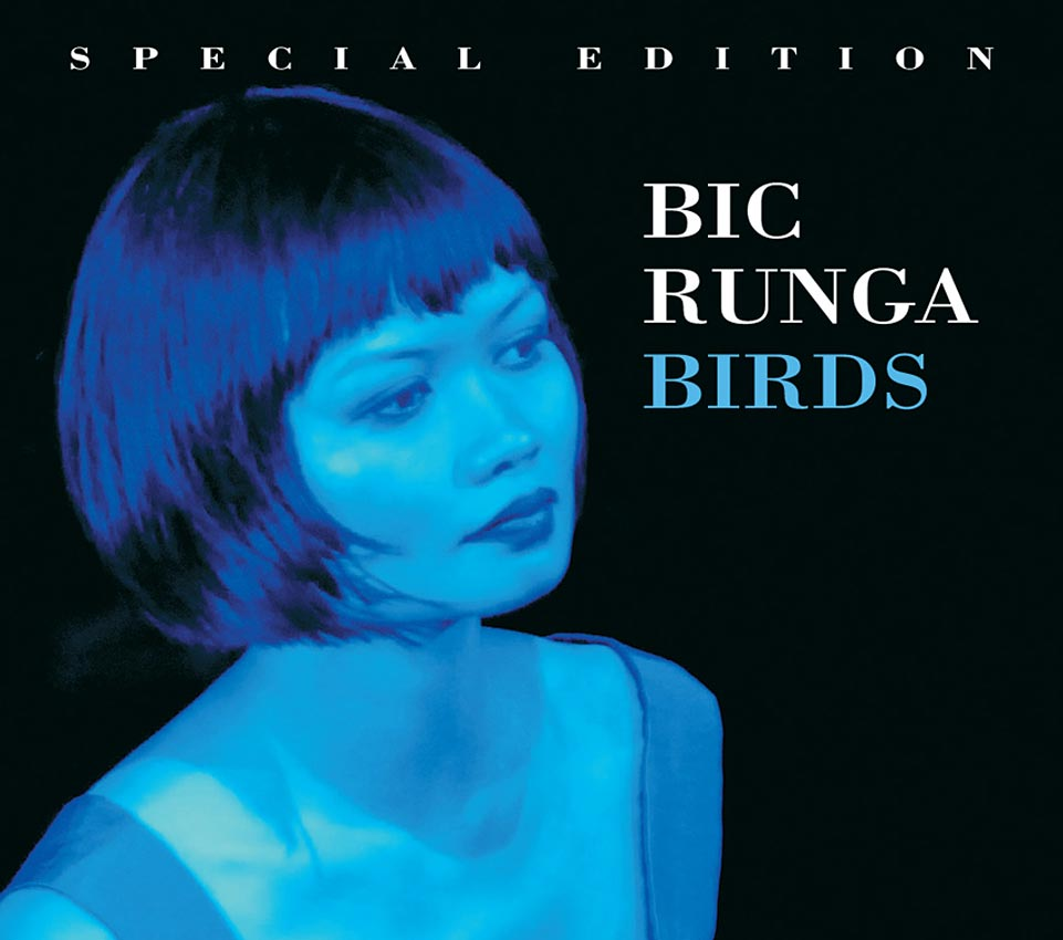 BIC RUNGA - BIRDS SPECIAL EDITION - SLIPCASE