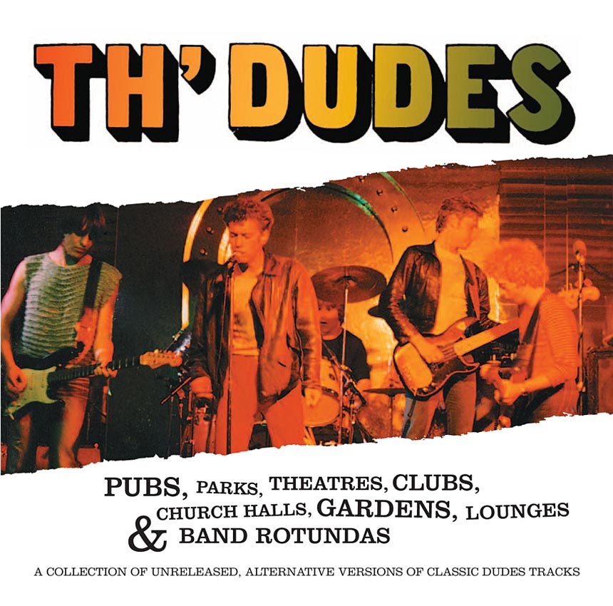 Th' DUDES - EP - ALBUM