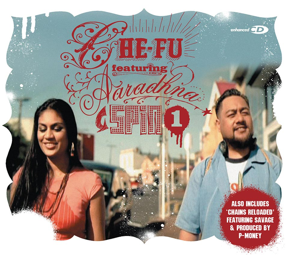 CHE FU FEAT. AARADHNA - SPIN 1 - SINGLE