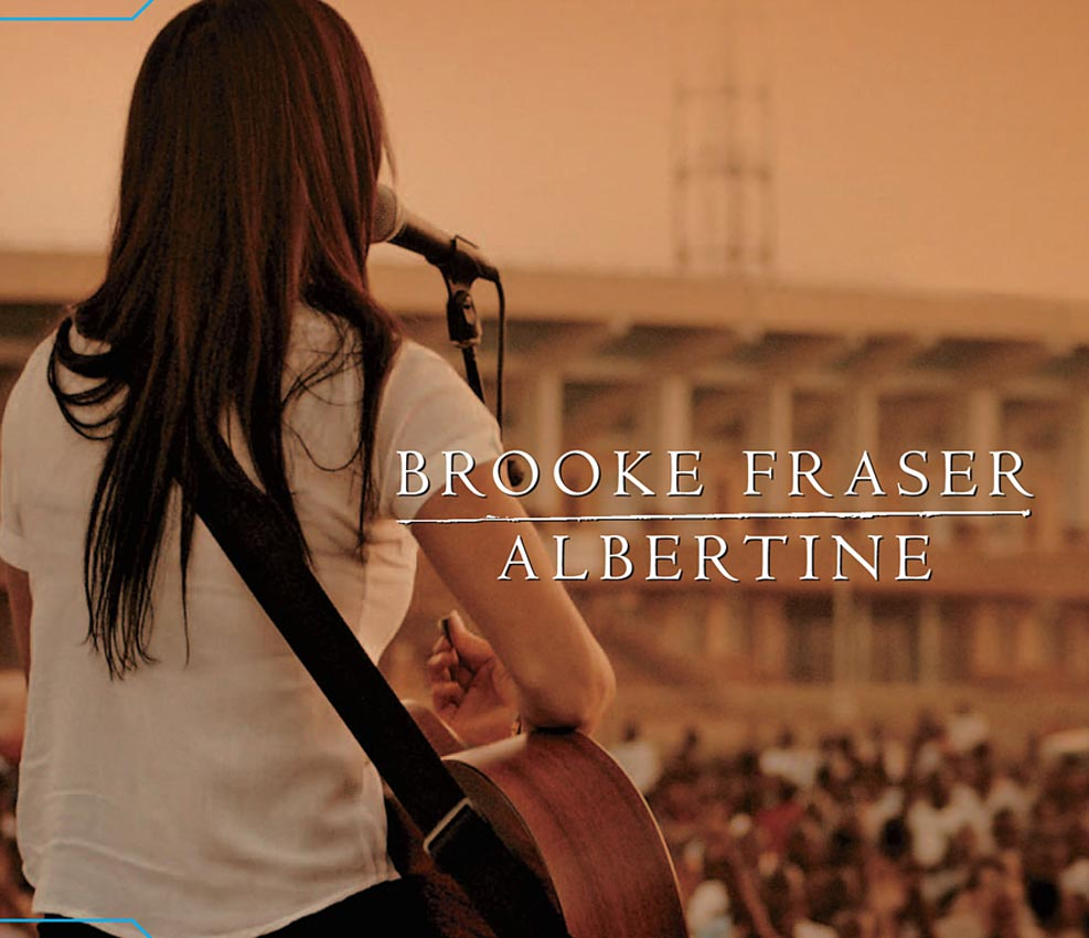 BROOKE FRASER - ALBERTINE - SINGLE