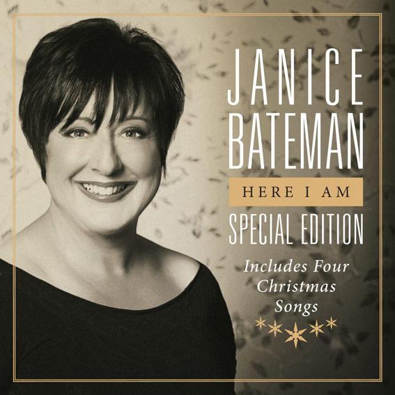 JANICE BATEMAN - HERE I AM - SPECIAL EDITION - ALBUM