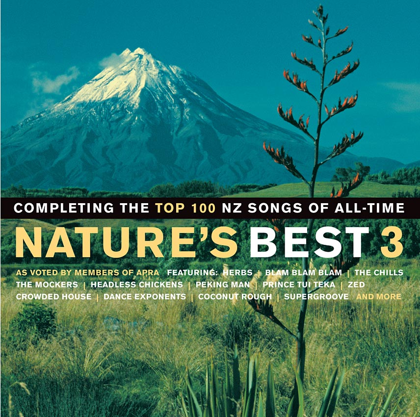 VARIOUS ARTISTS - NATURE'S BEST VOL. 3 - COMPILATION