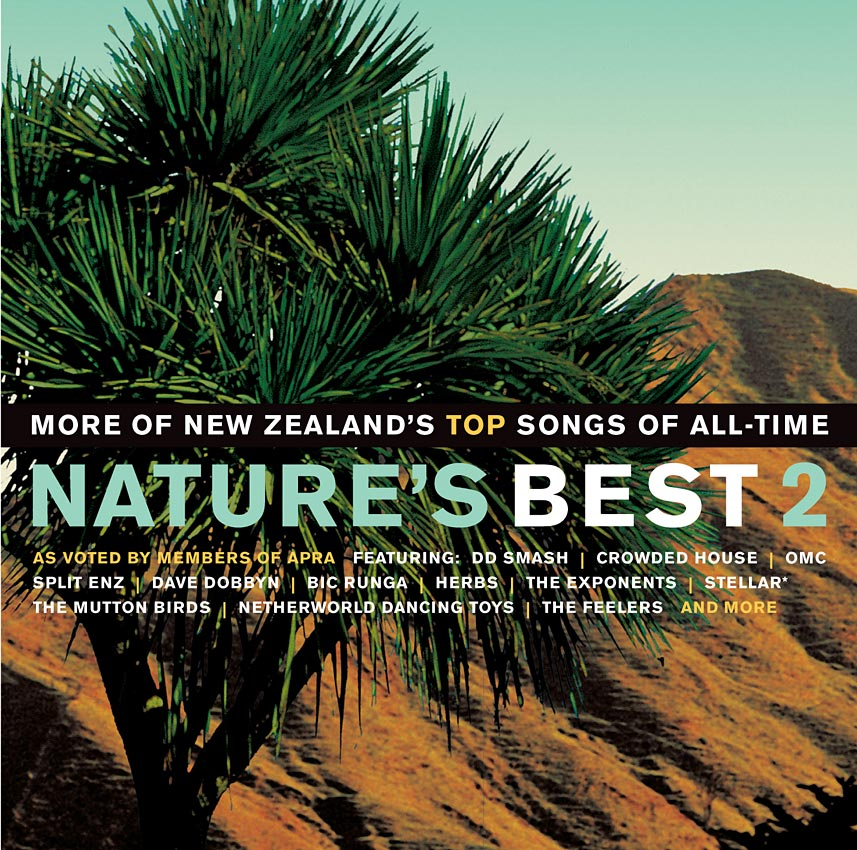 VARIOUS ARTISTS - NATURE'S BEST VOL. 2 - COMPILATION