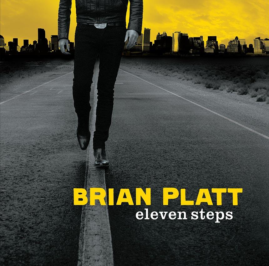 BRIAN PLATT - ELEVEN STEPS - ALBUM