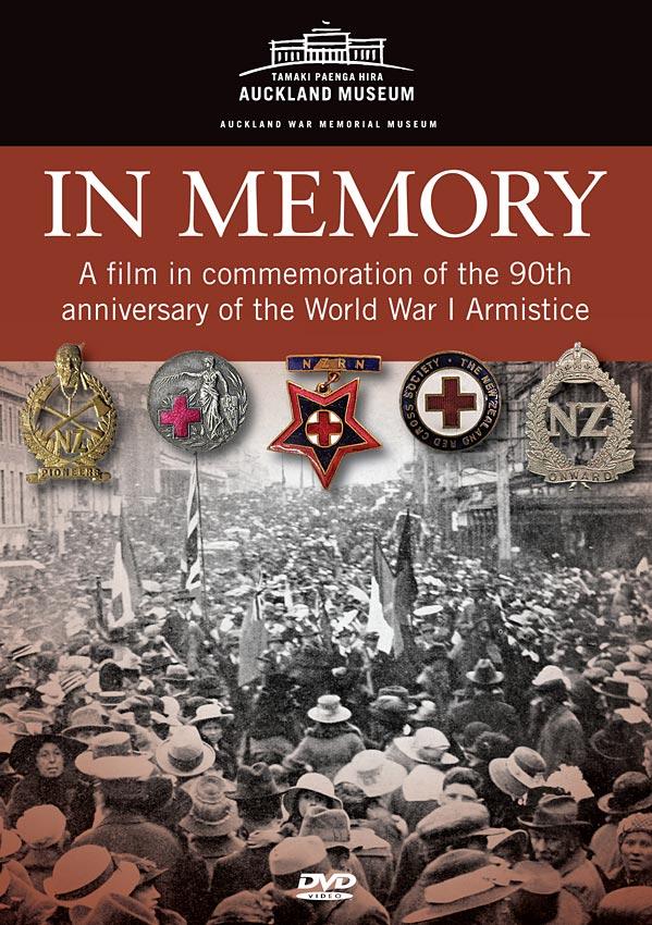 IN MEMORY - DOCUMENTARY - DVD