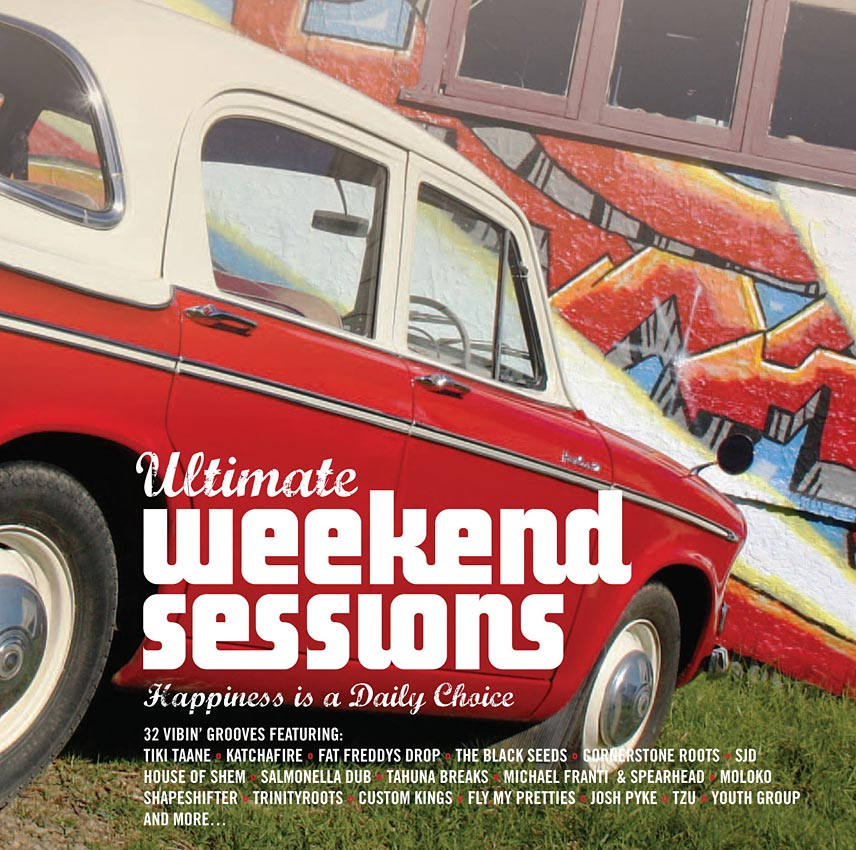 VARIOUS ARTISTS - ULTIMATE WEEKEND SESSIONS - COMPILATION