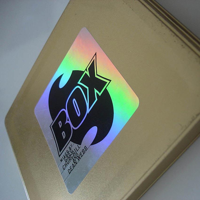 VARIOUS ARTISTS - THE BOX: MIXED BY GREG CHURCHILL & DEAN WEBB - ALBUM