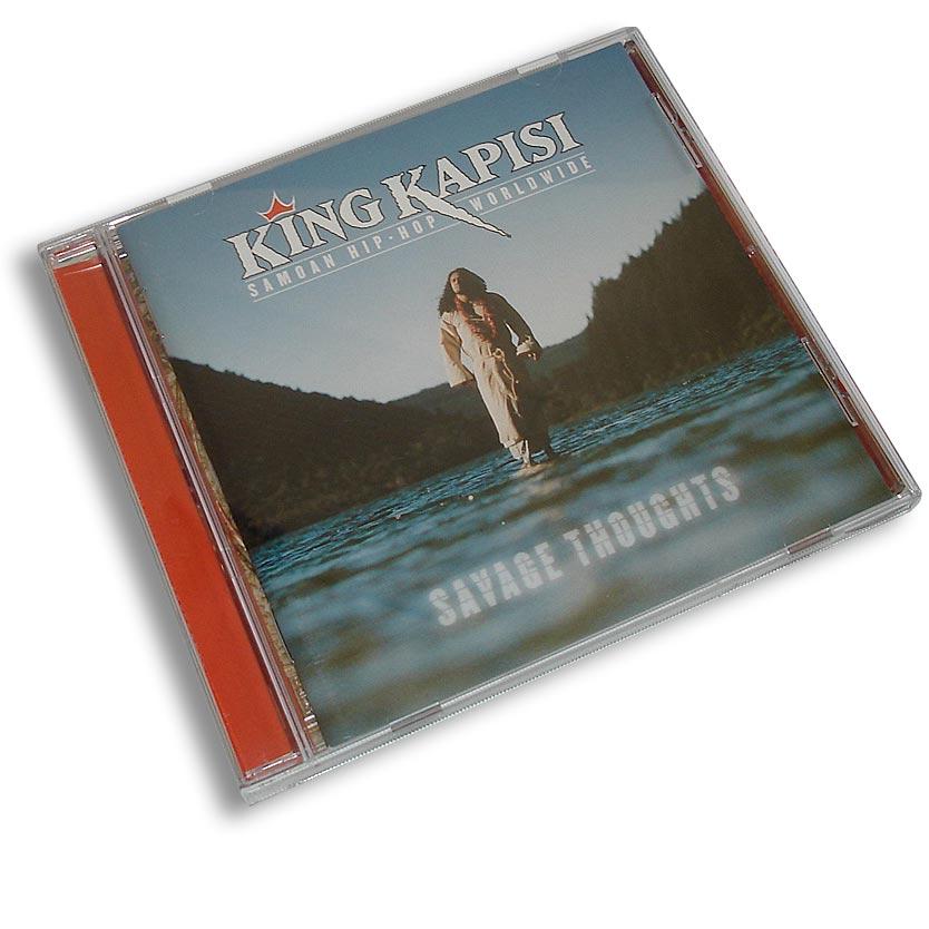 King Kapisi 'Savage Thoughts' Album