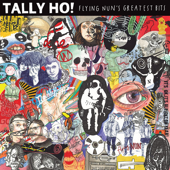 Various Artists - 'Tally Ho! Flying Nun's Greatest Bits - Compliation