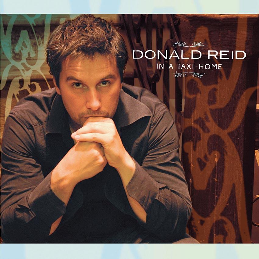 DONALD REID - IN A TAXI HOME - ALBUM