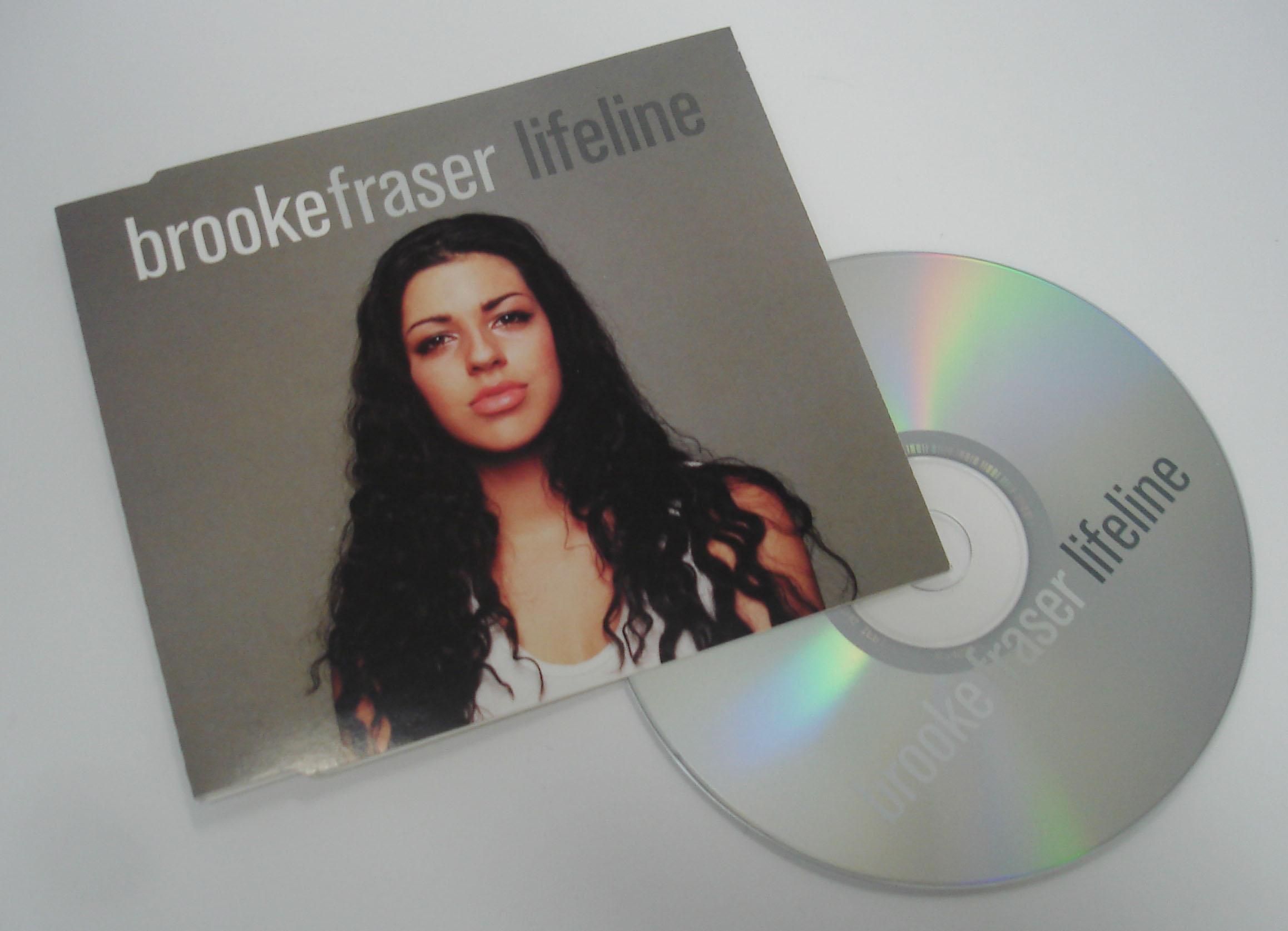 BROOKE FRASER - LIFELINE - SINGLE