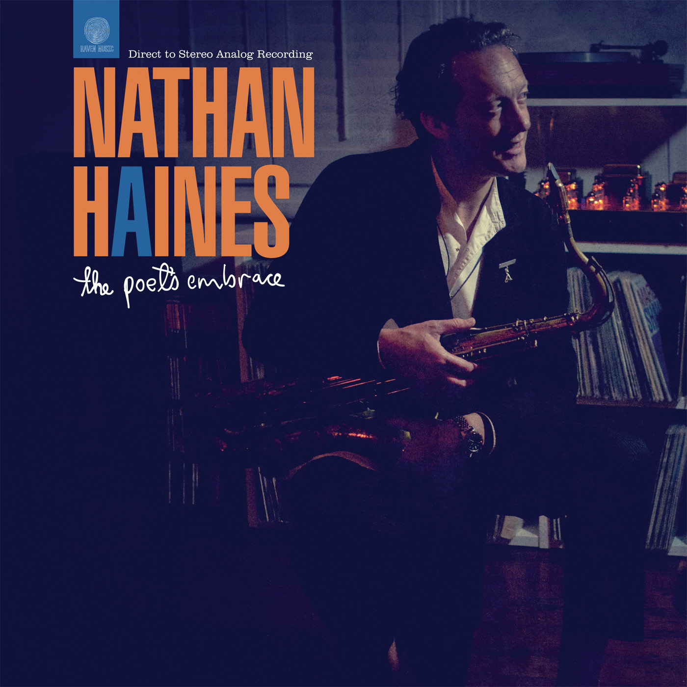 Nathan Haines - The Poets Embrace - Album