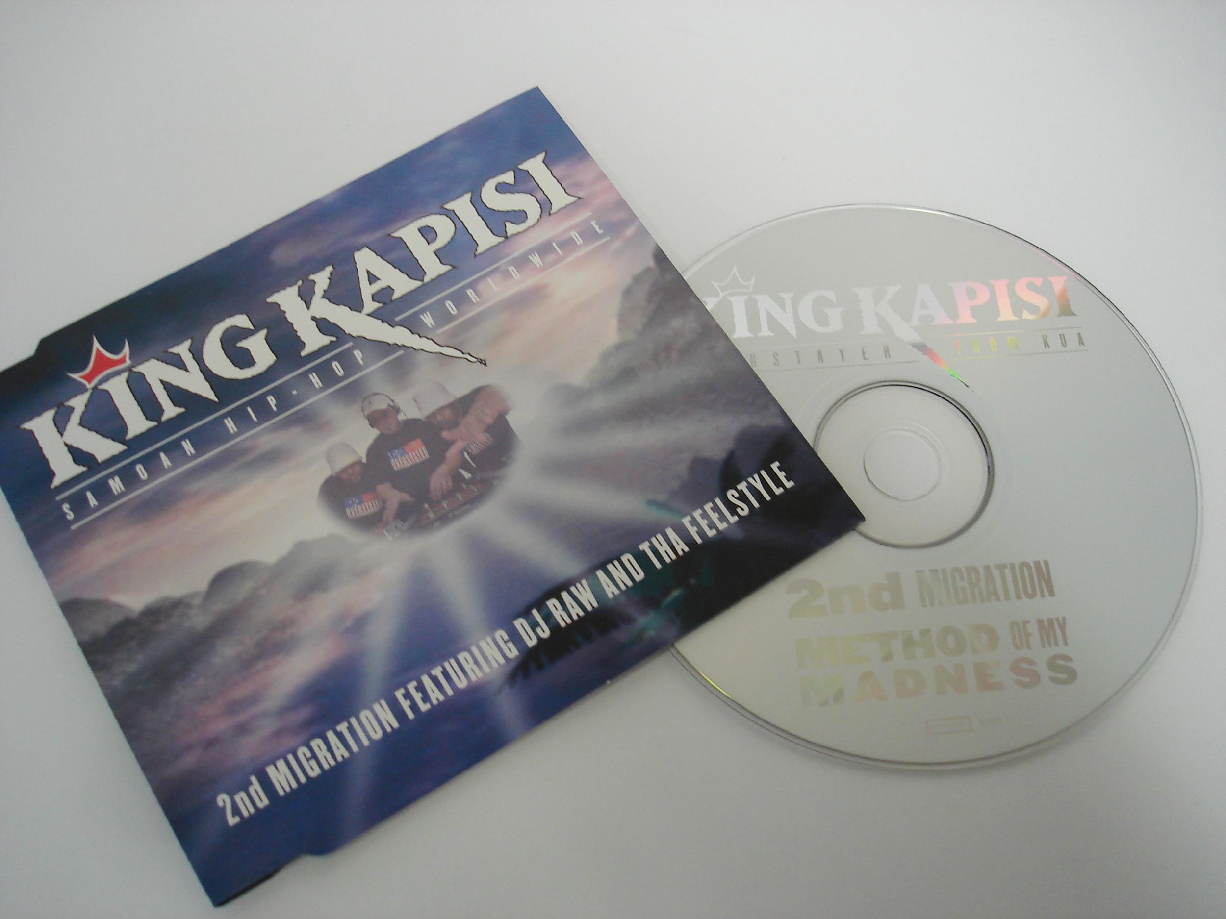 KING KAPISI - SECOND MIGRATION - SINGLE