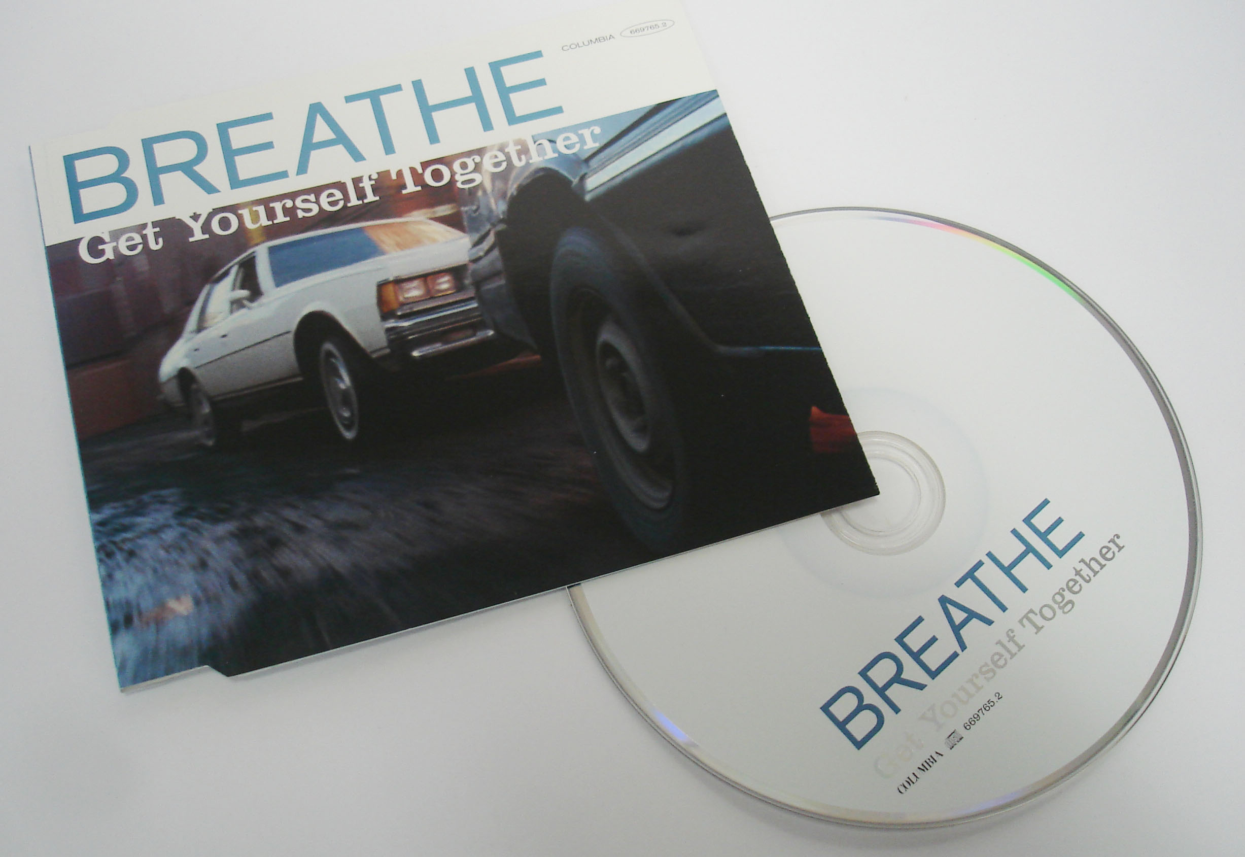 BREATHE - GET YOURSELF TOGETHER - SINGLE