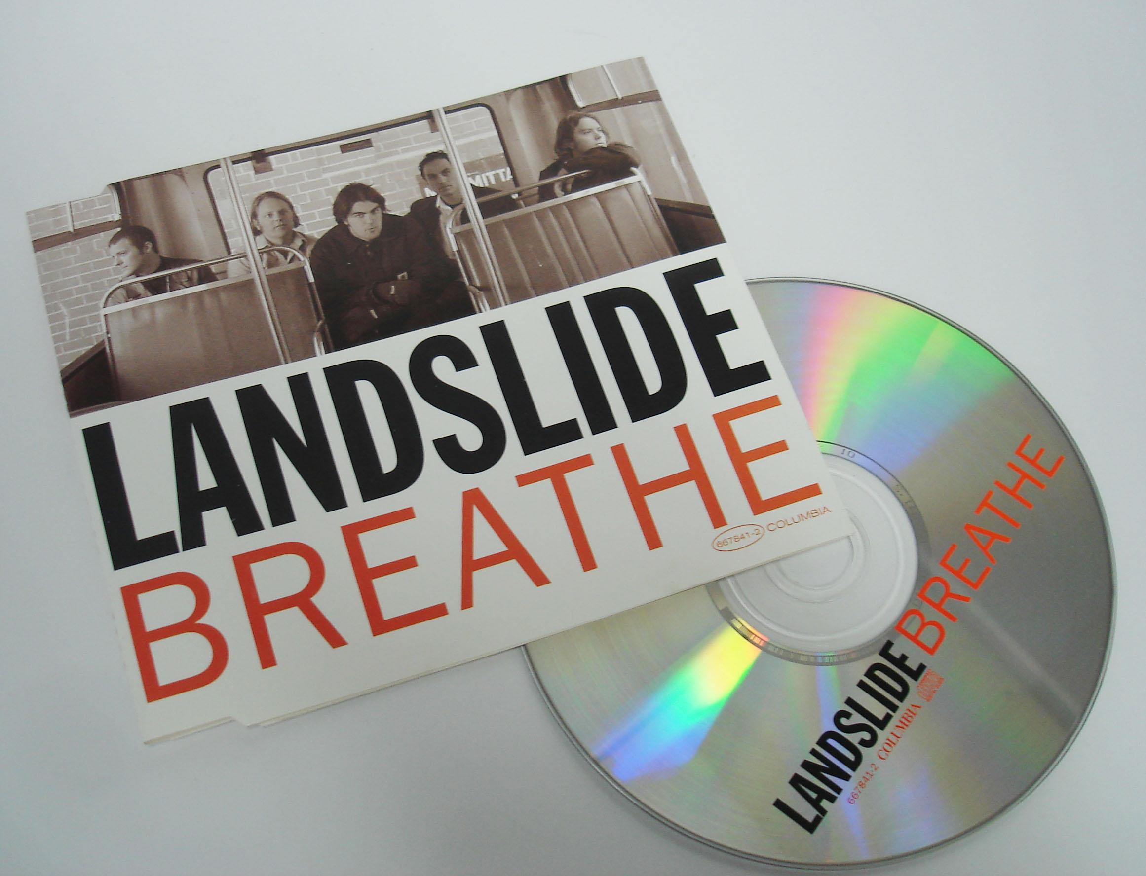 BREATHE - LANDSLIDE - SINGLE