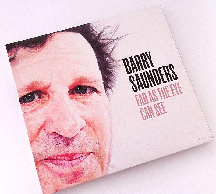 BARRY SAUNDERS - AS FAR AS THE EYE CAN SEE - ALBUM