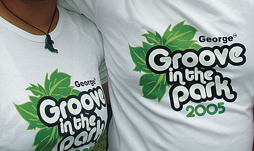 GEORGE FM - GROOVE IN THE PARK 2005