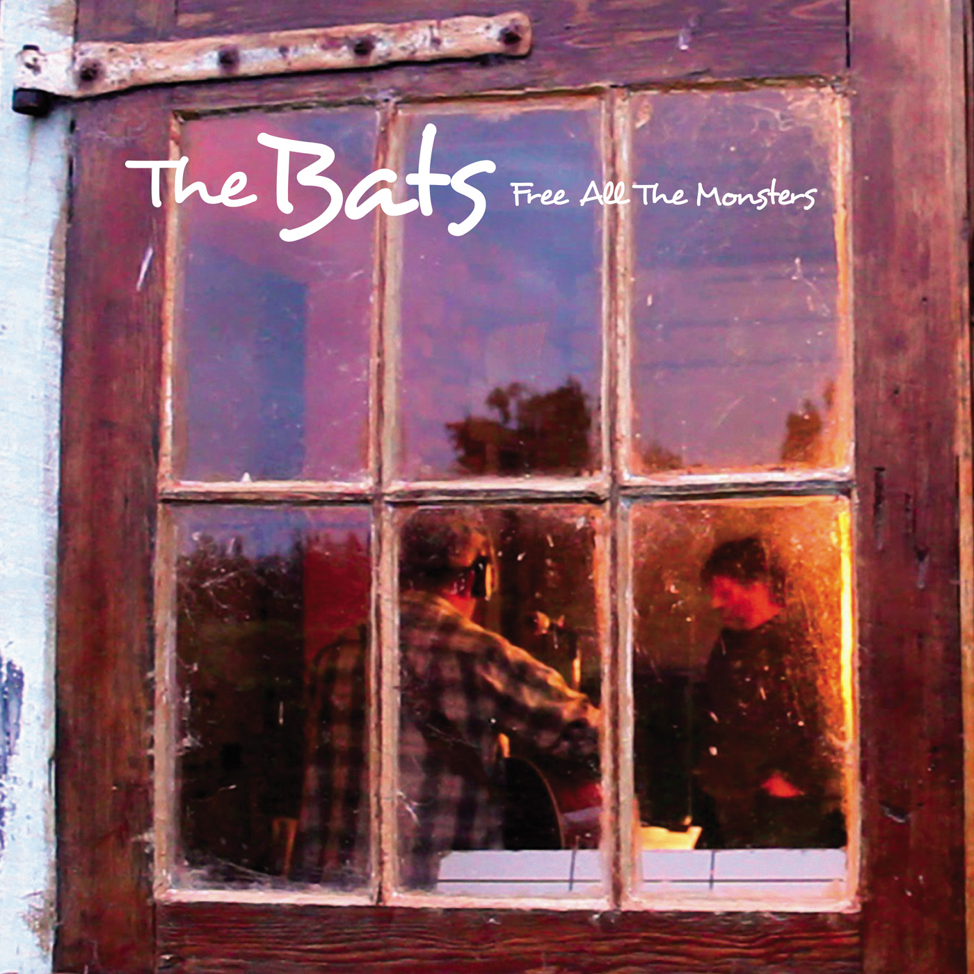 The Bats - Free All The Monsters - Album