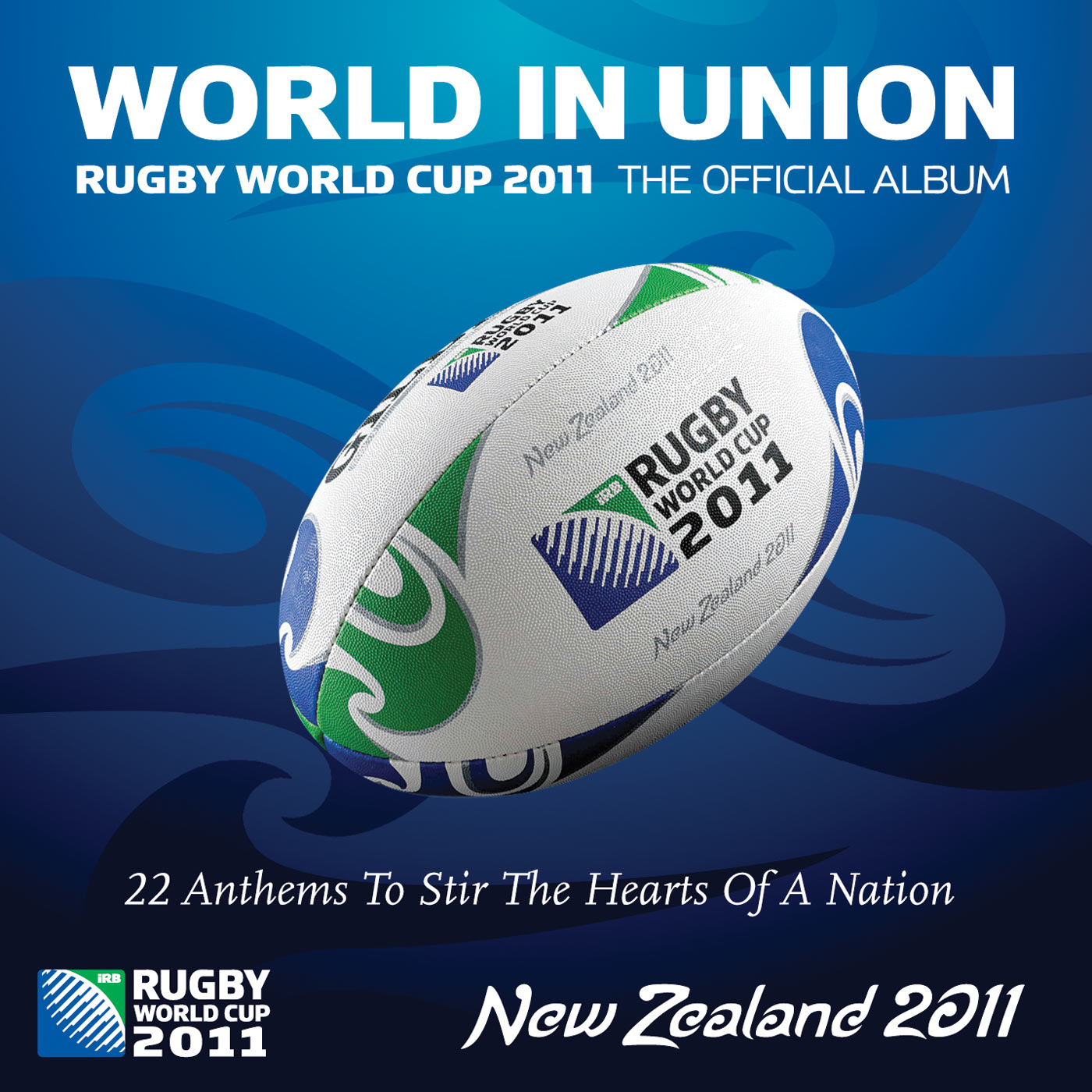 Various Artists - World In Union: Rugby World Cup 2011 - Album