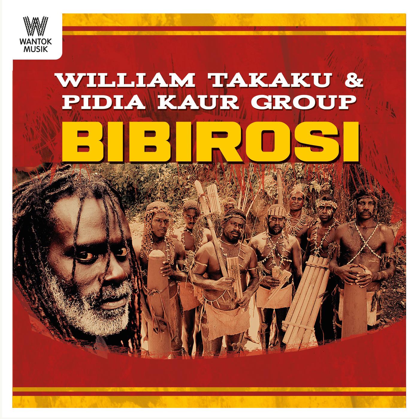 William Takaku and Pidia Kaur Group 'Bibirosi'