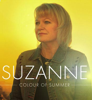 SUZANNE - THE COLOUR OF SUMMER - ALBUM