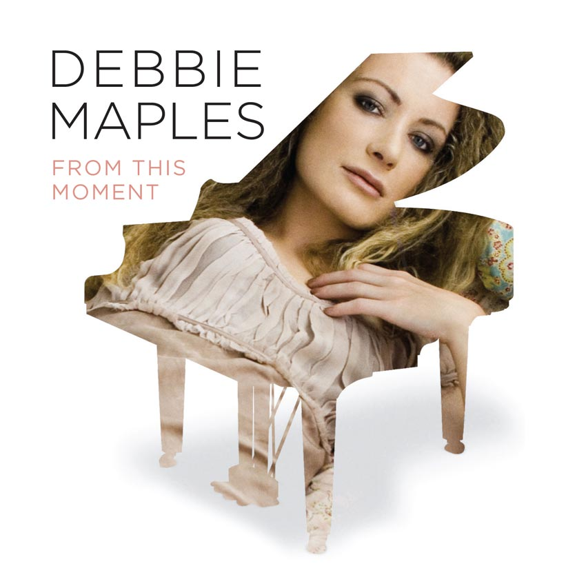 DEBBIE MAPLES - FROM THIS MOMENT - ALBUM